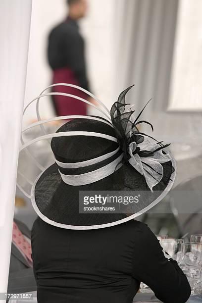 hospitalidade nas corridas - royal ascot corrida de cavalos - fotografias e filmes do acervo
