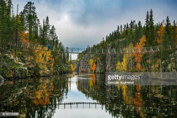 Hossa National Park in Finland