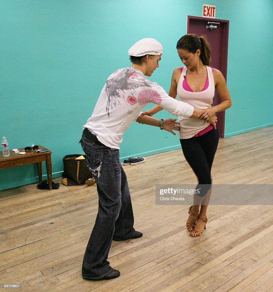 DANCING WITH THE STARS : Nachrichtenfoto