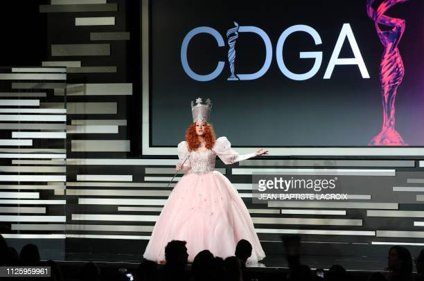 CA: 21st CDGA (Costume Designers Guild Awards) - Show
