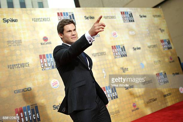Host Adam DeVine attends Spike TV's 10th Annual Guys Choice Awards at Sony Pictures Studios on June 4 2016 in Culver City California