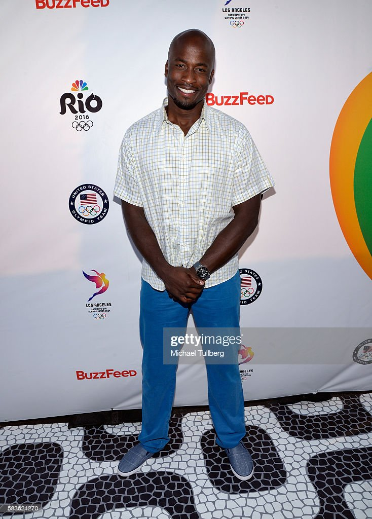 NBC Olympics And Ryan Seacrest Host Social Opening Ceremony - Arrivals : News Photo