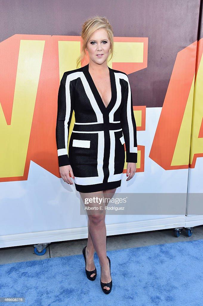 The 2015 MTV Movie Awards - Red Carpet