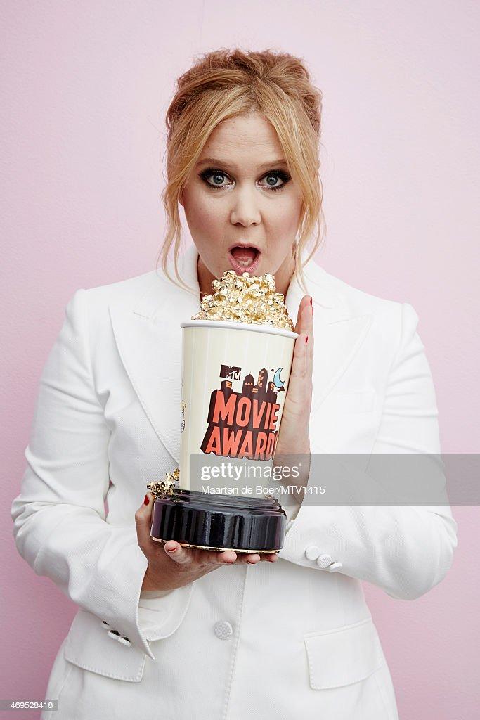 2015 MTV Movie Awards - Portraits : News Photo