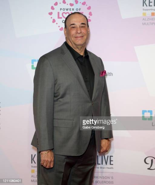 Host and CoExecutive Producer of the Spike television show Bar Rescue Jon Taffer attends the 24th annual Keep Memory Alive Power of Love Gala benefit...