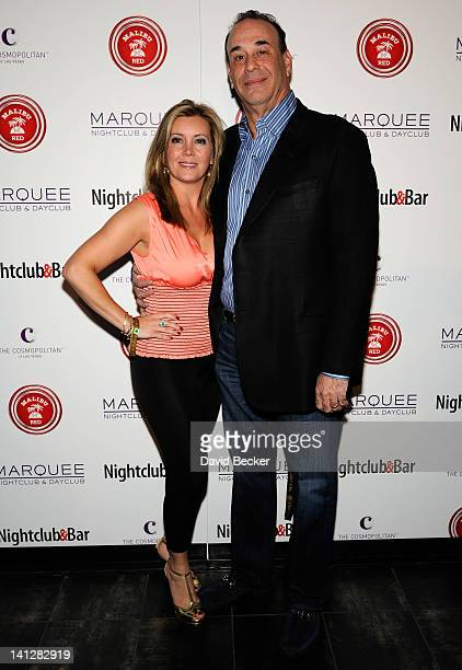 Host and coexecutive producer of the television show Bar Rescue and President of the Nightclub Bar Media Group Jon Taffer and his wife Nicole Taffer...