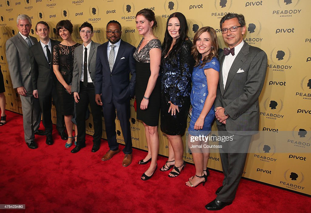 The 74th Annual Peabody Awards Ceremony - Arrivals : News Photo