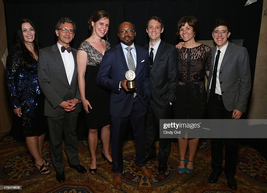 The 74th Annual Peabody Awards Ceremony - Show : News Photo