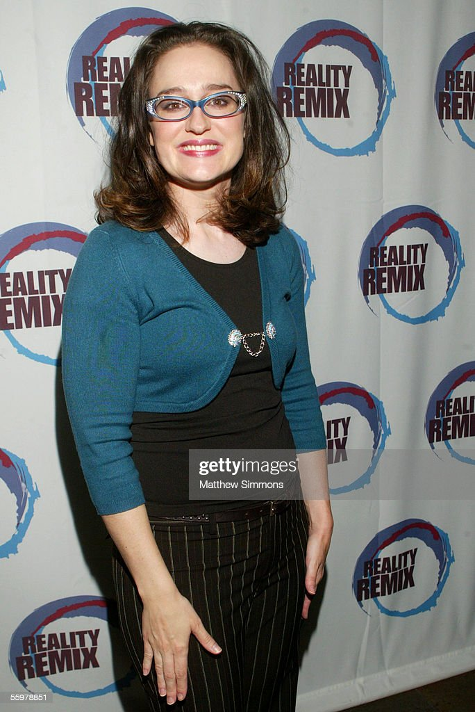 Host and former MTV VJ Lisa Kennedy Montgomery attends the ...