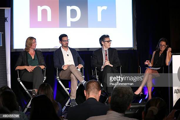 Host and Senior Tech Correspondent for Marketplace Molly Wood Host and Editorial Director TED Radio Hour Guy Raz Creator and Host This American Life...