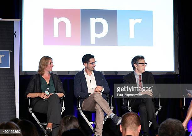 Host and Senior Tech Correspondent for Marketplace Molly Wood Host and Editorial Director TED Radio Hour Guy Raz and Creator and Host This American...