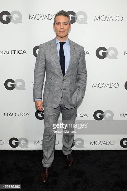Host Andy Cohen attends the 2014 GQ Gentlemen's Ball at IAC HQ on October 22 2014 in New York City