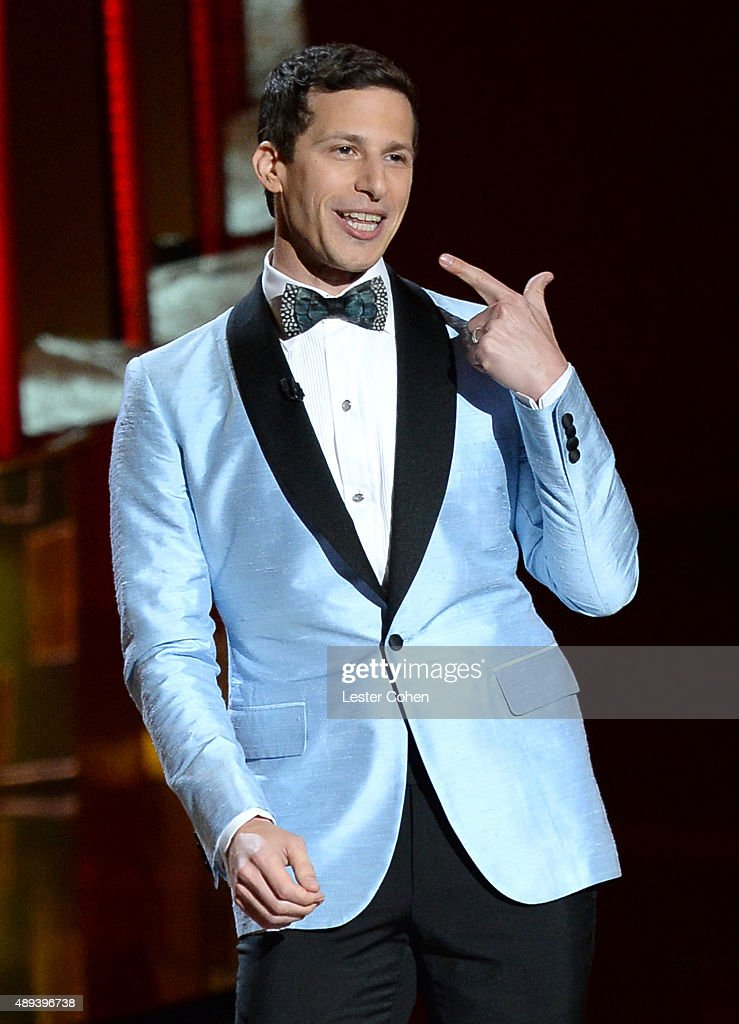 67th Annual Primetime Emmy Awards - Show : News Photo