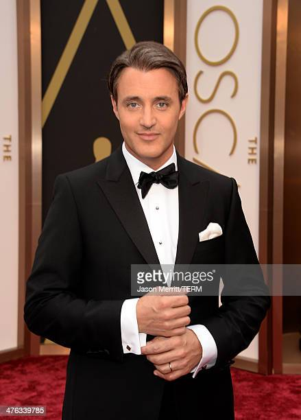Host Ben Mulroney attends the Oscars held at Hollywood Highland Center on March 2 2014 in Hollywood California