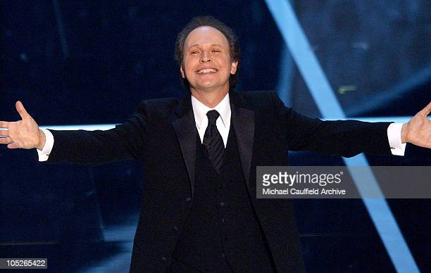 Host Billy Crystal during The 76th Annual Academy Awards Show at The Kodak Theater in Hollywood California United States