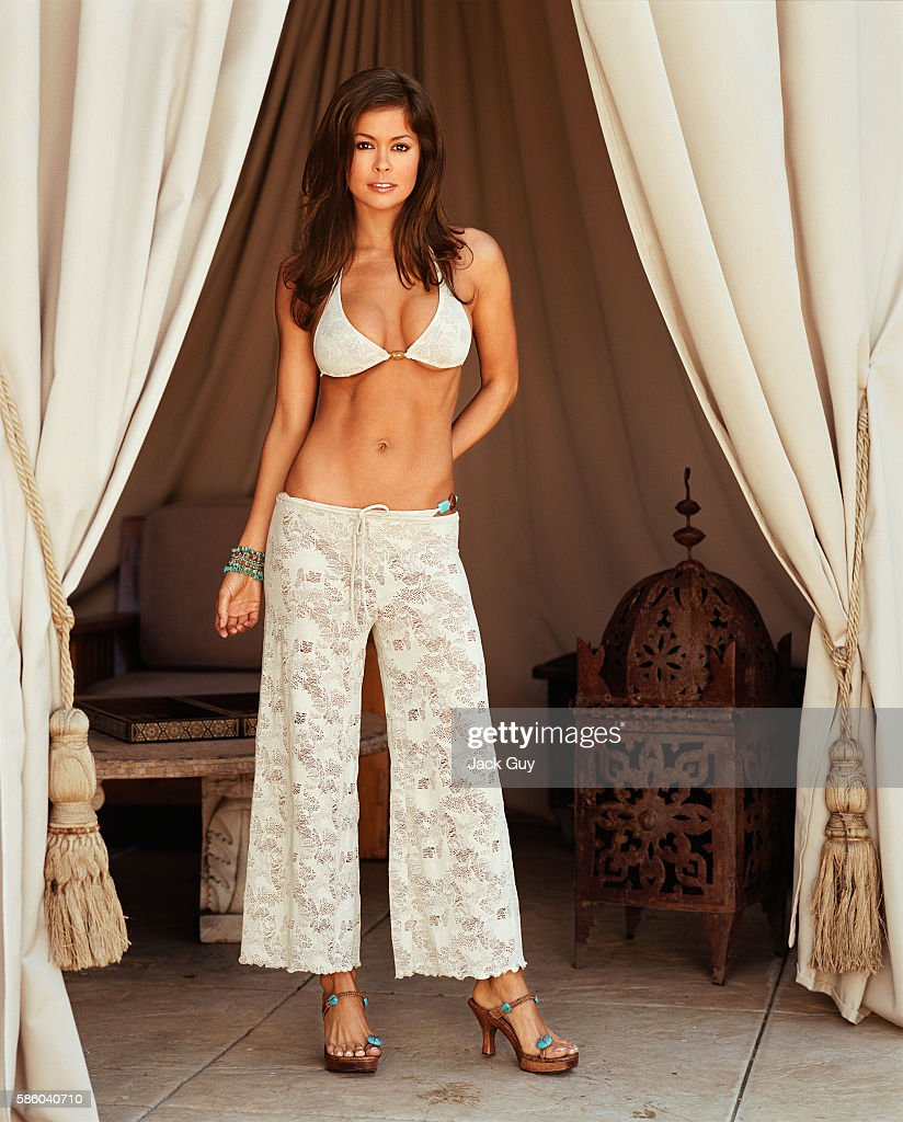 Brooke Burke, In Touch Weekly, March 31, 2003