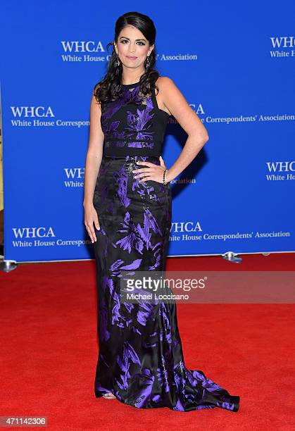 Host Cecily Strong attends the 101st Annual White House Correspondents' Association Dinner at the Washington Hilton on April 25 2015 in Washington DC