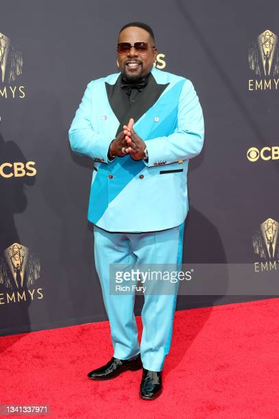Host Cedric the Entertainer attends the 73rd Primetime Emmy Awards at L.A. LIVE on September 19, 2021 in Los Angeles, California.