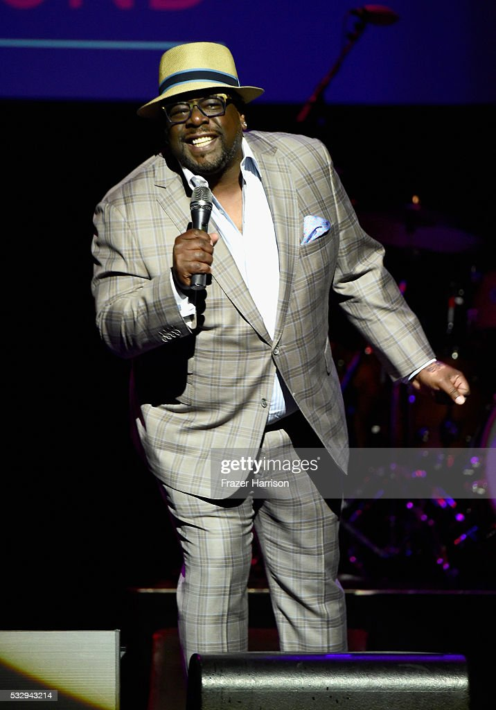Host Cedric the Entertainer speaks onstage at the 12th Annual MusiCares MAP Fund Benefit Concert Honoring Smokey Robinson at The Novo by Microsoft on May 19, 2016 in Los Angeles, California.