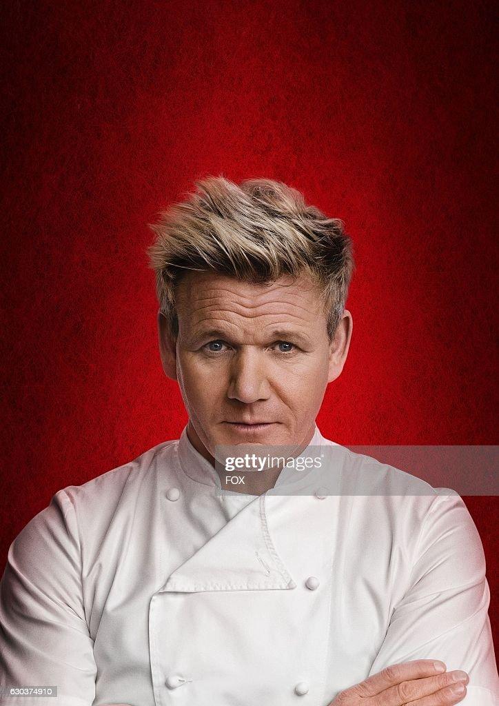 Host / chef Gordon Ramsay.