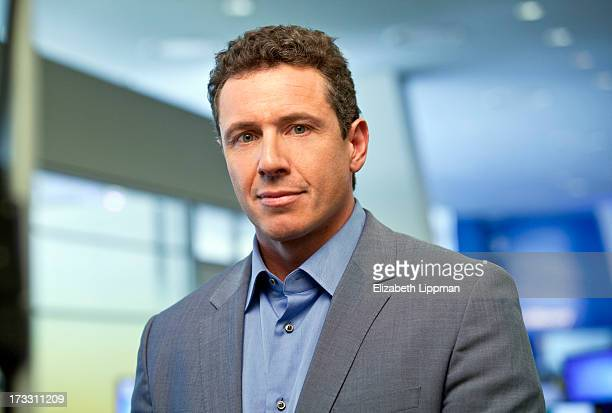 TV host Chris Cuomo is photographed for Ad Week on May 30 2013 in New York City