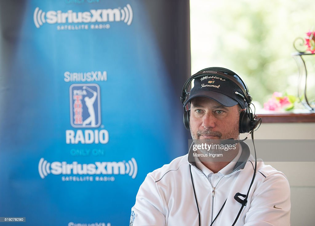 SiriusXM Broadcasts From The Masters - Day 1