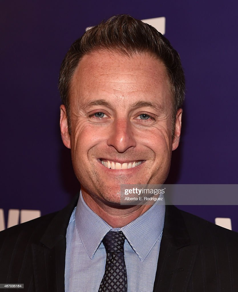 TV host Chris Harrison attends the WE tv presents 'The Evolution of The Relationship Reality Show' at The Paley Center for Media on March 19, 2015 in Beverly Hills, California.