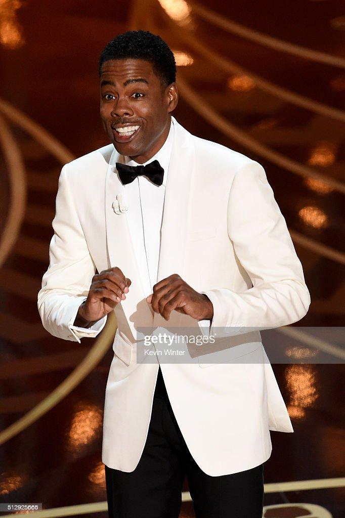 88th Annual Academy Awards - Show : News Photo