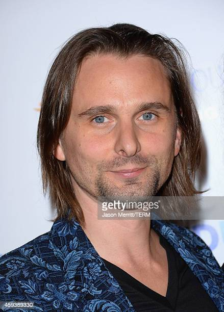 Host committee member Matthew Bellamy attends Goldie Hawn's inaugural 'Love In For Kids' benefiting the Hawn Foundation's MindUp program transforming...