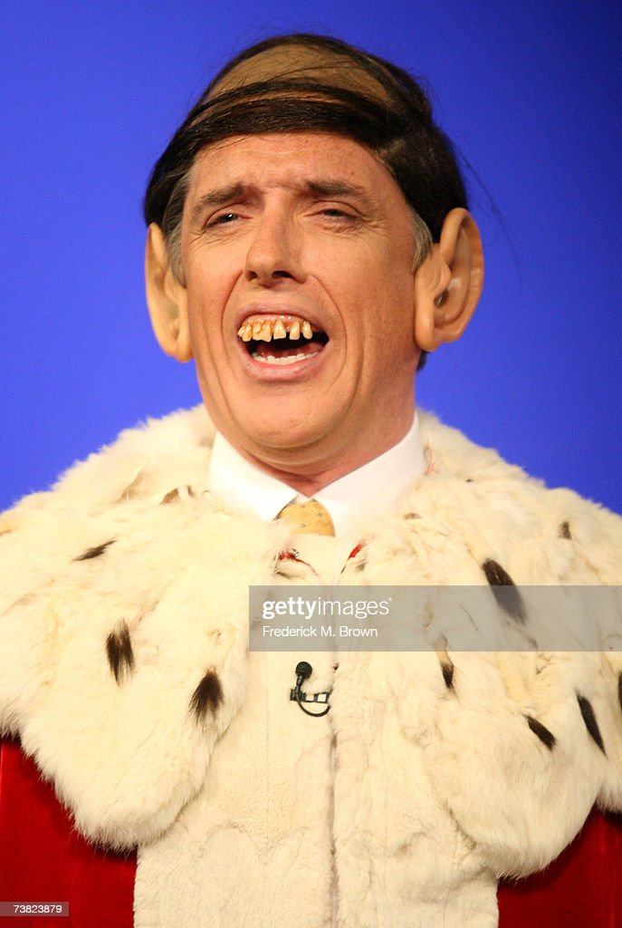 Host Craig Ferguson performs during a segment of 'The Late Late Show with Craig Ferguson' at CBS Television City on April 5, 2007 in Los Angeles, California.