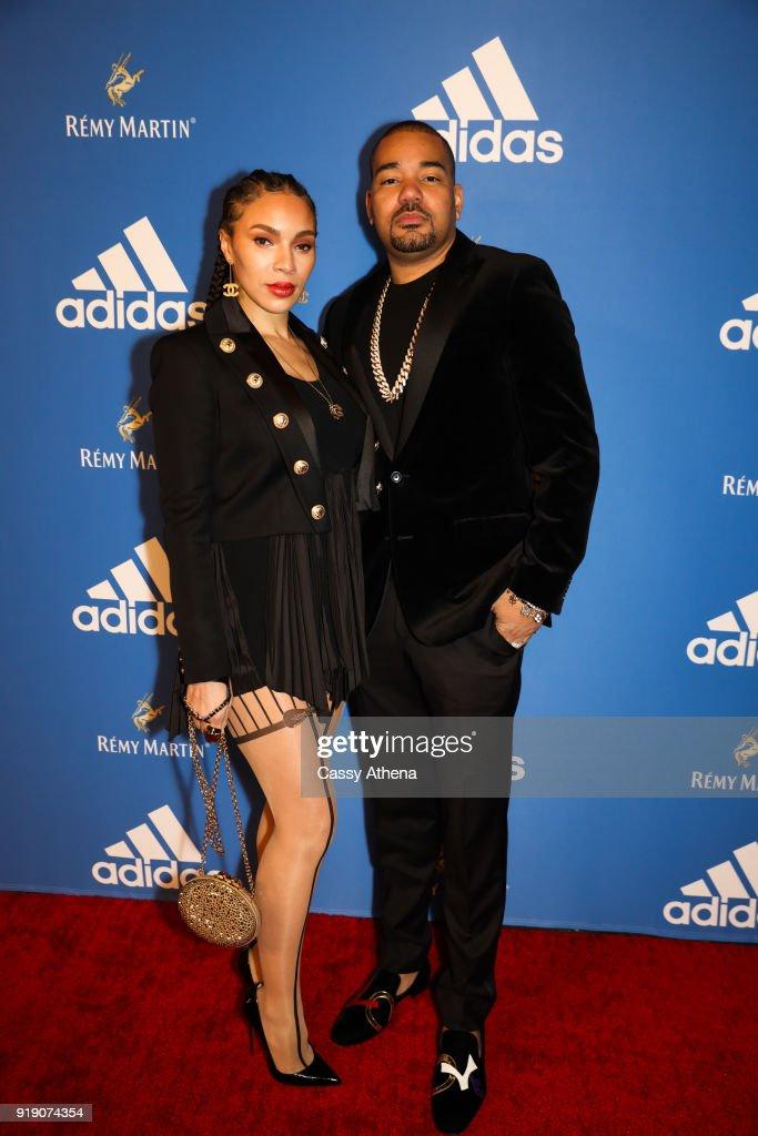 Adidas hosts All Star Black Tie : News Photo