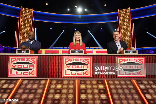 LUCK 205 Host Elizabeth Banks returns for the season two debut premiering SUNDAY MAY 31 on ABC The stakes have never been higher as contestants try...