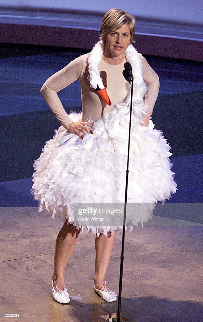 53rd Emmy Awards - Show : News Photo