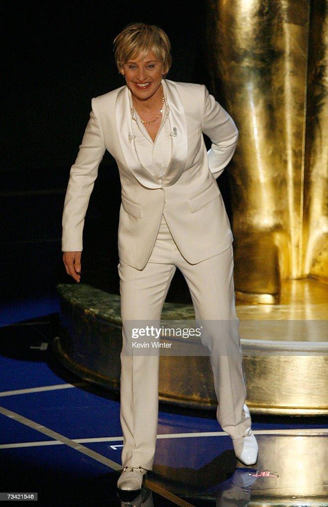 79th Annual Academy Awards - Show : News Photo