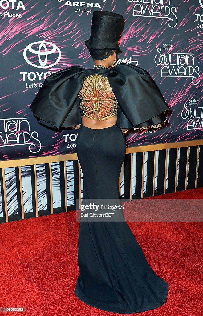 2015 Soul Train Music Awards  - Arrivals : News Photo