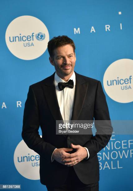 Host Harry Connick Jr attends 13th Annual UNICEF Snowflake Ball 2017 at Cipriani Wall Street on November 28 2017 in New York City