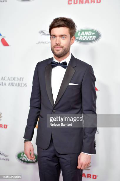 Host Jack Whitehall attends the 2018 British Academy Britannia Awards presented by Jaguar Land Rover and American Airlines at The Beverly Hilton...