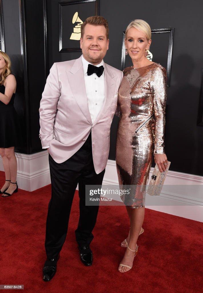 59th GRAMMY Awards -  Red Carpet : News Photo