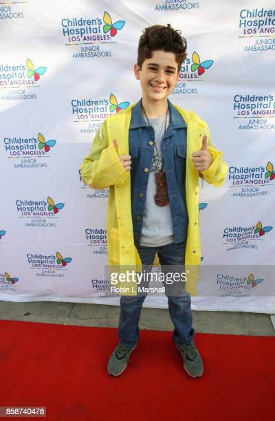 Host Jax Malcolm attends the 2nd Annual #ActionJax Halloween Movie Morning Fundraiser at the Vista Theatre on October 7 2017 in Los Angeles California