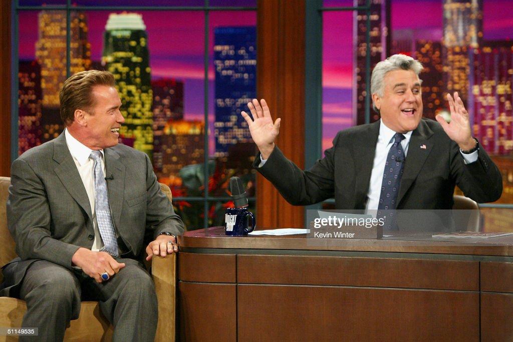 """""""The Tonight Show"""" with Jay Leno"""
