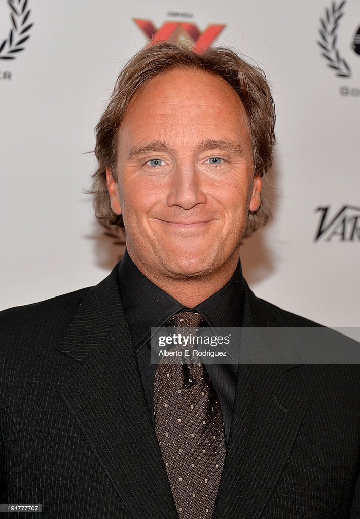 Host Jay Mohr attends the 15th Annual Golden Trailer Awards at Saban Theatre on May 30, 2014 in Beverly Hills, California.