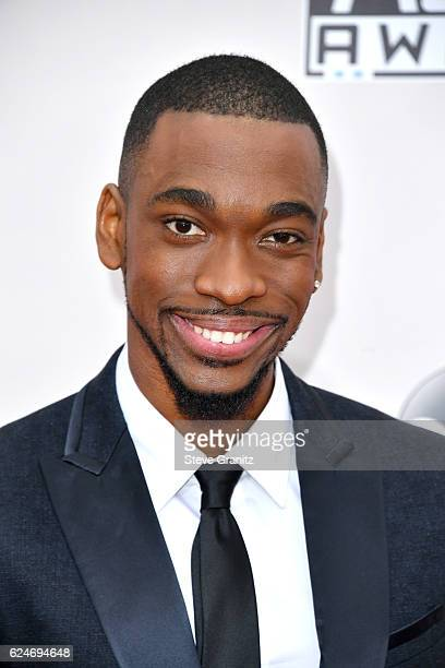 Host Jay Pharoah attends the 2016 American Music Awards at Microsoft Theater on November 20 2016 in Los Angeles California