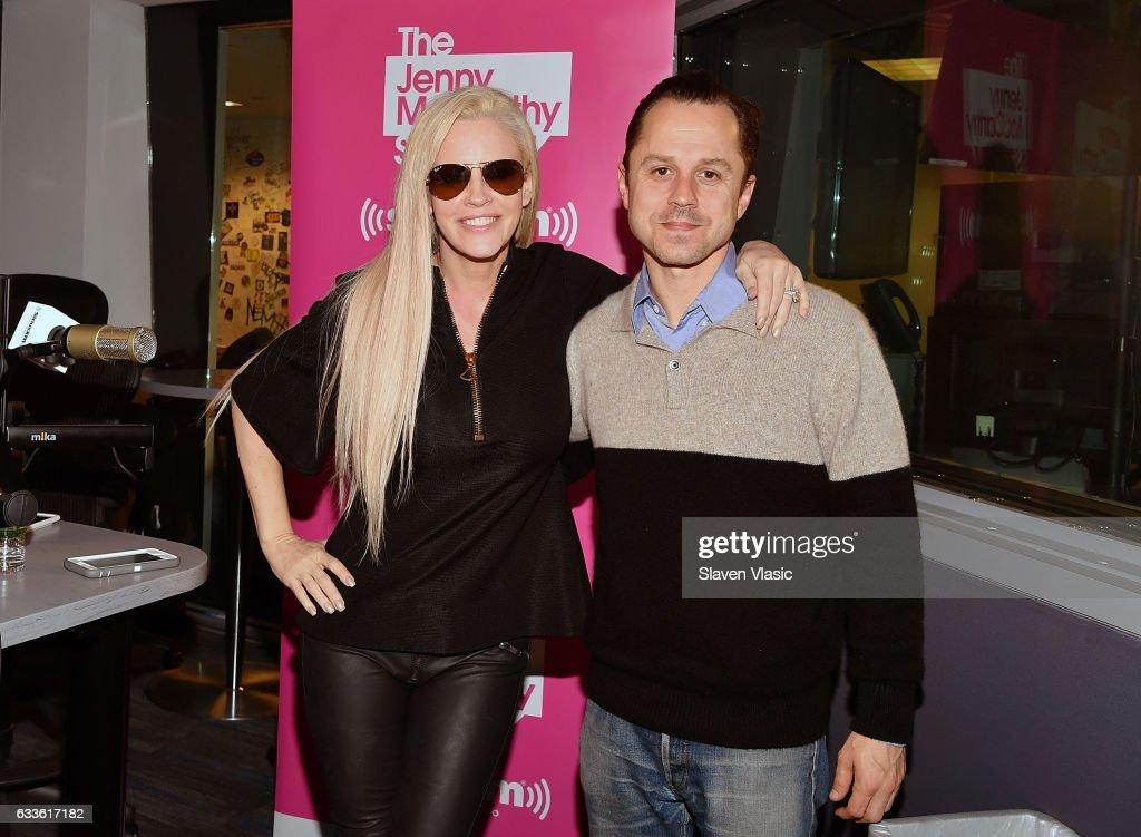 Celebrities Visit SiriusXM - February 2, 2017