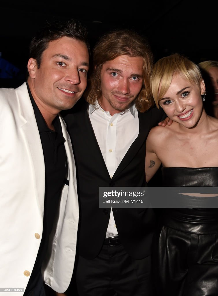 2014 MTV Video Music Awards - Backstage & Audience : News Photo