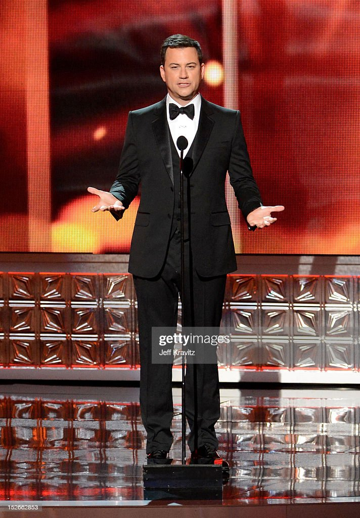 64th Primetime Emmy Awards - Show : News Photo