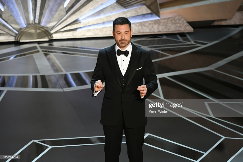 90th Annual Academy Awards - Show : ニュース写真