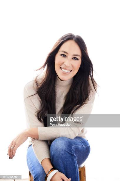 Host Joanna Gaines is photographed for People Magazine on October 2, 2018 in Waco, Texas. COVER IMAGE.