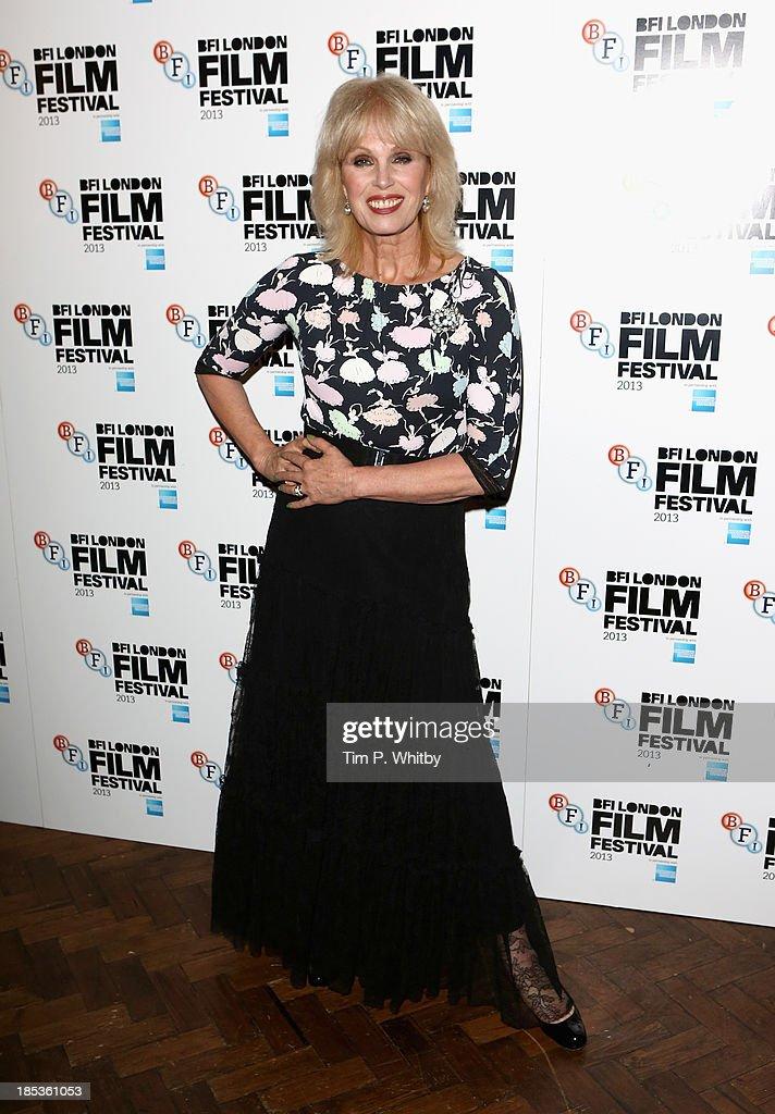 BFI London Film Festival Awards - Press Room: 57th BFI London Film Festival