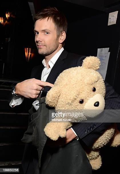 Host Joel McHale attends Variety's 3rd annual Power of Comedy event presented by Bing benefiting the Noreen Fraser Foundation held at Avalon on...