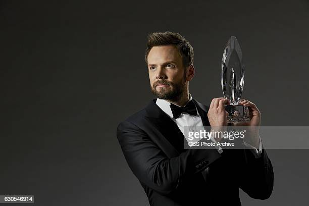Host Joel McHale of the PEOPLE'S CHOICE AWARDS 2017 from the Microsoft Theater L.A. Live, Wednesday, Jan. 18 scheduled to air on the CBS Television...